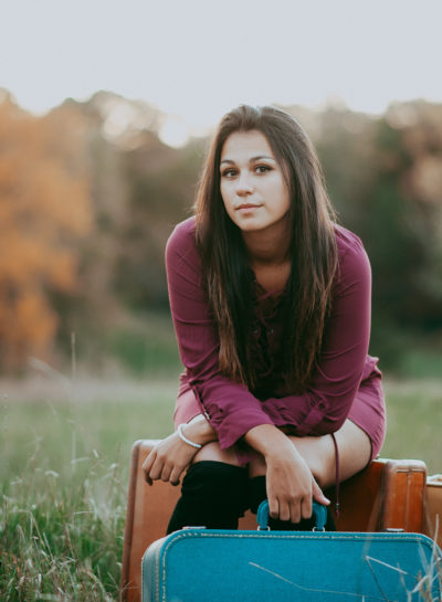 Kaitlyn's Autumn Senior Session