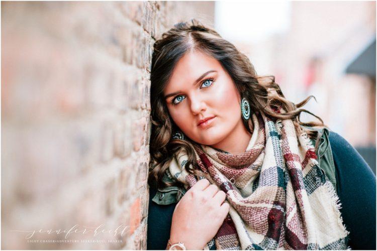 Karina's Autumn Session {Michigan Senior Photographer}