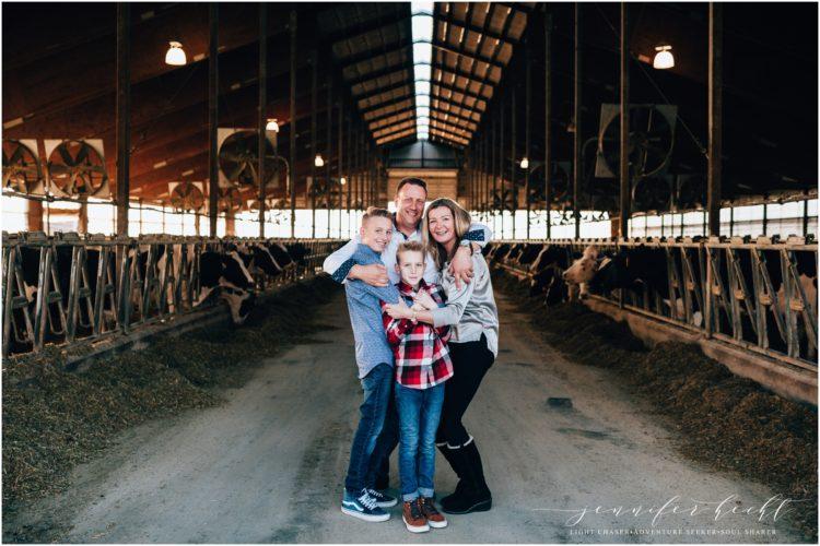 VanderHulst Family | Michigan Family Photographer