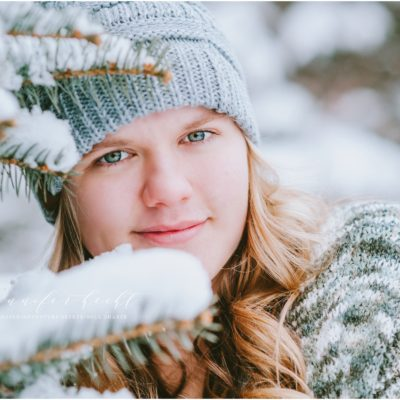 Sabrina | Sturgis Michigan Senior Session